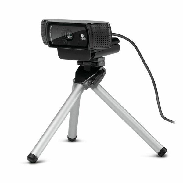 Grâce à la Webcam HD Pro C920-materielmaroc-pc