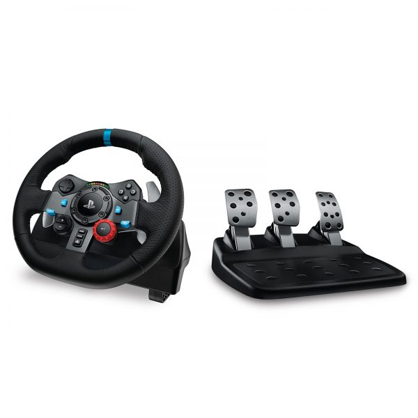 Logitech G29 Driving Force-2
