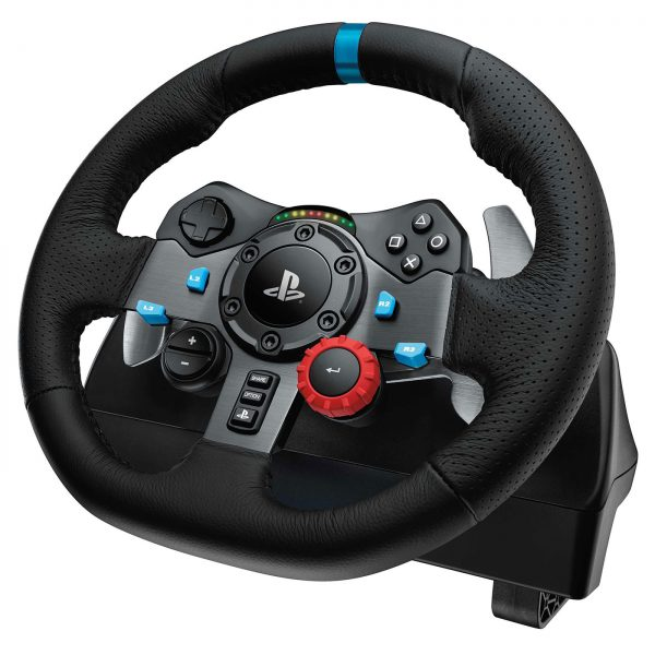 Logitech G29 Driving Force-9