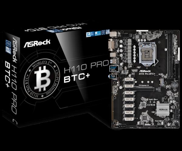 H110 Pro BTC+(L1)