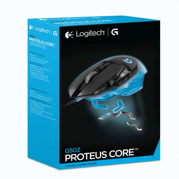 12979 – 650-017737 004 Tuneable Gaming Mouse G502 CAN 13 – 215